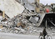 """الأمم المتحدة: فريق إنساني يتجه إلى """"داريا"""" في سوريا"""
