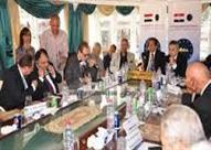 """مجلس الأعمال """"المصري - الأوروبي"""" يشيد بإيجابية الإعلام العالمي وتشجيعه"""