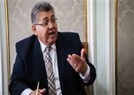 بالفيديو- وزير التعليم العالي عن إقالته: مستمر في عملي ولا أزال في