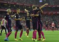 بالفيديو والصور.. برشلونة يفلت من كمين أتلتيك بلباو في الدوري الأسباني