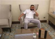 المحمدي ينضم لمعسكر المنتخب استعدادا لمواجهة غينيا (صور)