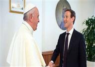 بابا الفاتيكان يبحث مع مؤسس فسيبوك استخدام وسائل التواصل الاجتماعي