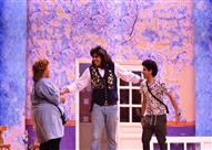 """بالصور- تعرف على أول عرض لـ """"مسرح مصر"""" ومن ضيف الشرف به"""