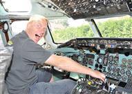 بالفيديو.. تعلم مبادئ قيادة الطائرات العملاقة بتقنية 360 درجة