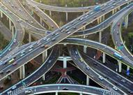 بالصور.. هندسة طرق السيارات الأكثر تعقيدًا في العالم