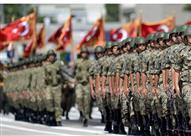 تقرير: حشود عسكرية تركية قرب الحدود مع سوريا استعدادا لبدء التوغل فيها