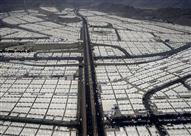 منى.. أكبر مدينة خيام في العالم