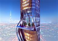 دبي تنشئ أول فندق بداخله غابة استوائية مطيرة في العالم