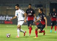 مباراة السوبر الإماراتي بين الأهلي والجزيرة