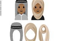 قريبا.. إيموجي لفتاة بالحجاب والفكرة لشابة سعودية