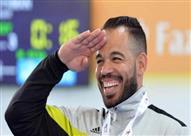 """شريف عثمان يحكي لـ""""مصراوي"""" حكاية أول ذهبية لمصر من البرازيل"""
