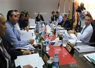 أول اجتماع لمجلس إدارة اتحاد الكرة الجديد برئاسة أبو ريدة