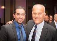 بالصور: هاني سلامة يشارك في حملة تبرعات لصالح مستشفي مجدي يعقوب