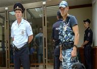 """الشرطة الروسية تعتقل """"روبوت"""" هرب إلى الشارع - فيديو"""