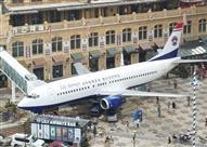 رجل ينفق 5 مليون دولار ليضع طائرة عملاقة بأحد شوارع الصين!
