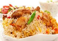 طريقة عمل أرز جرينيه بالدجاج