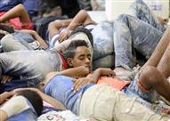الناجون من حادث رشيد يروون لمصراوي ساعات الرعب والغرق