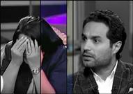 صدمة منى الشاذلي مما قاله كريم فهمي عن والده