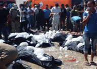 الصحة: ارتفاع عدد وفيات حادث مركب رشيد إلى ١٦٨ حالة