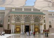بالصور .. أشهر أبواب الحرم النبوي الشريف وأماكنها
