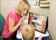 برنامج كمبيوتر لقياس مشكلات التخاطب لدى الأطفال