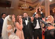 بالصور- نجوم الرياضة والفن في حفل زفاف نجل مجدي عبدالغني