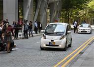 سيارات أجرة دون سائق تجوب شوارع سنغافورة