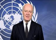 """مبعوث الأمم المتحدة يصف الأوضاع في حلب بالـ"""" فظائع"""""""