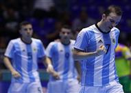 مصر تودع كأس العالم للصالات بخسارة ثقيلة من الأرجنتين