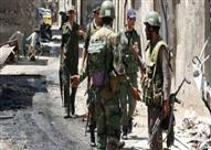القوات السورية الحكومية تبدأ هجوما بريا على أحياء حلب الشرقية