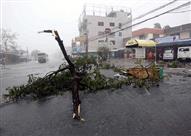 """مصرع 4 أشخاص وإصابة 167 في تايوان جراء إعصار """"ميجي"""""""
