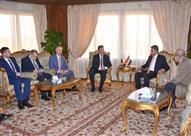 وزير النقل الروسي: استعدادات كبيرة لاستئناف الرحلات الجوية مع مصر