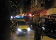 سطو مسلح على البنك التجاري الدولي بوسط القاهرة وتبادل لإطلاق النار