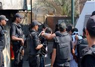 ضبط 360 هارب من أحكام قضائية بمحيط مطار القاهرة