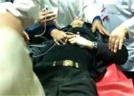 وفاة الشرطي المصاب في الهجوم على بنك ببولاق أبوالعلا