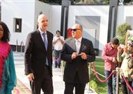 """زيارة رئيس """"فيفا"""" إلى اتحاد الكرة المصري"""