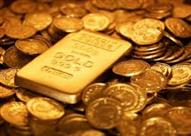 الذهب يرتفع عالميًا وسط مخاوف دويتشه بنك.. والدولار يكبح المكاسب
