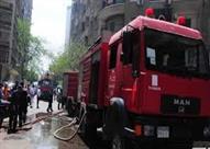 السيطرة على حريق نشب بمعدات محطة صرف صحي تحت الإنشاء بالشرقية