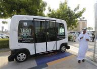 بالفيديو.. دبي تطلق في شوارعها حافلات نقل ذاتية القيادة