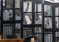 """تأجيل محاكمة 26 متهمًا في قضية """"خلية الجيزة"""" لـ 11مايو"""