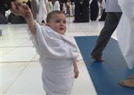براءة الصغار فى ضيافة الرحمن