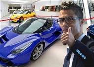 بالصور.. أبرز 15 سيارة في مرآب رونالدو اللاعب الأفضل في العالم 2016