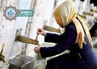 هل يجوز المسح على الحجاب وكذكك الكم في الوضوء؟