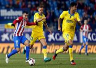 أهداف (أتليتكو مدريد 2 - لاس بالماس 3)