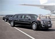 6 معلومات عن سيارة ترامب الرئاسية الجديدة.. وموعد الظهور
