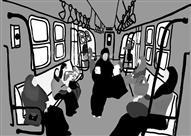 """الست راضية.. قصة سيدة تُعطر عربات المترو بـ """"سيرة النبي"""""""