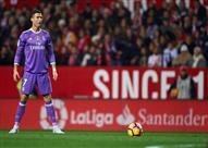 ثلاثة أرقام حققها رونالدو في خسارة مدريد