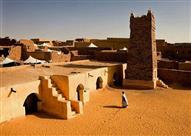 بالصور: مسجد شنقيط.. أقدم مساجد موريتانيا عمره 8 قرون