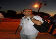 ننشر صورة شهيد حادث كمين الوادي الجديد النقيب حازم أسامة