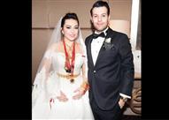"""15 كيلو ذهب """"نقطة"""" هذه العروس في حفل زفافها!"""